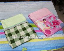 Pure cotton cloth child lace towel cotton comforter towel blanket