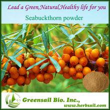 100% Natural Seabuckthorn Fruit Extract Powder