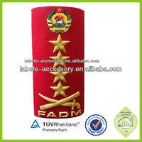 high quality custom metal epaulette suppliers