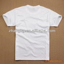 Blank t-shirt no label,tshirt plain,yarn dyeing shirts