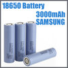 China Wholesale 18*65mm ICR18650 lithium ion battery 3.7V rechargeable / rc battery 3000mah