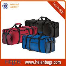 Euro popular simple plain travel bag for travel agency