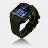 2014 Capacitive touch screen gsm quaband china smart watches phone sos watch
