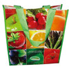 China fruit bag with green color tote bag supplier high quality eco bag