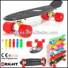 skateboard wood wholesale canadian maple blank skateboard decks