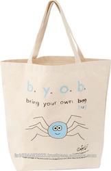reusable cotton bag patchwork blank cotton shopping bag