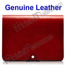 Luxury Folio Genuine Leather Case for iPad 3, Wholesale Case for iPad 4