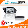 BNZ-7312GD for GLK class X204 Android 4.0 TMC/3G In Car Dash DVD Player
