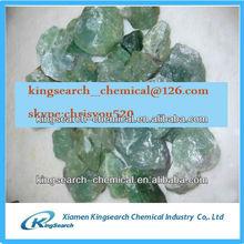 Rough Fluorite natural fluorspar lump 90% for steel mill fine powder