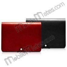 From China Shenzhen Hot Selling Luxury Folio Genuine Leather Case for iPad 4 iPad 2 iPad 3