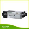Auto de climatización, Recuperación de calor de control sistema de ventilación