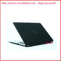 "black matte PC hard case for macbook pro 15.4"""