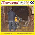 23hp mini roda compacta carregador de mineração subterrânea