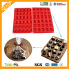 Flexible 30-Cavity chocolate silicone mould/silicon chocolate tools