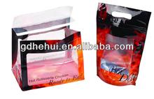 hot sale hot chicken packaging bag wholesales