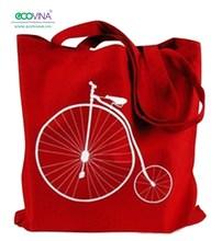 Vietnam high quality cotton shopping bag and tote bag