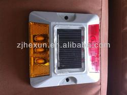 Solar aluminum LED marker
