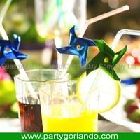 Modern popular glow stick straw