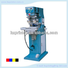Pneumatic Pen two color pad printing machine with shuttle