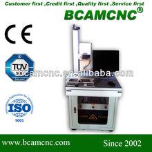 BCJ-Fiber 20w high precision good stability cnc mini cnc high speed metal engraver