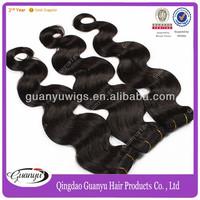 2014 fashionable top quality brazilian human hair weave