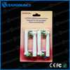 2014 high quality but cheap price electric electric replacement toothbrush head oral