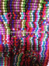 High Quality Handmade Nepali Felt Ball teas coaster/wine coaster/pot coaster/ placemat10 cm/20cm/15cm
