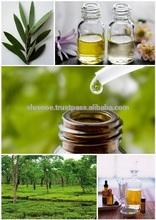 Certified 100% Natural Organic Tea Tree Oil (Melaleuca Ahemifolia)