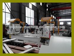 Aluminum Door Window Machine / Double Head Miter Saw Machine (LJZ2-450X3700)