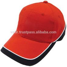 Custom Baseball caps, Fashion 100% cotton twill fabric, caps, sports caps