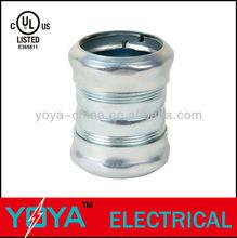 electrical emt steel compression coupling