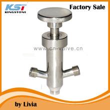 stainless steel welded sampling valve
