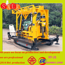 Hot new arrivial the wholesale price chinese truck anchoring drill machine attachment with100-350m