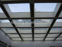 aluminum blade ceiling Production