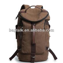 Cotton Canvas Travel Bag For Men