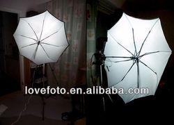 "New 43"" 110cm Photo Studio Flash Diffuser White Umbrella"