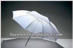 """33"""" 80cm Pro Studio Translucent White Diffuser Umbrella"""