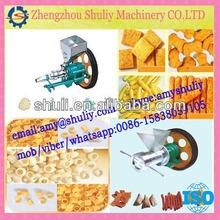 Corn & rice & wheat puffed machine / puffed snacks machines / Puffed Food Extruding machine with best price 0086-15838059105