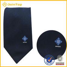 Holiday Custom Logo Silk Moudel Tie