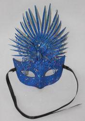 The beautiful handmade funny animal mask