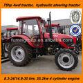 azienda agricola utilizzata 75hp trattore con moda cabina