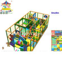 Kid's Indoor Playground Amusement For Sale