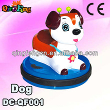 kiddy Animal battery Car Dog DC-QF001 amusement rides electric riding toys animal rides on toy