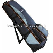 Fashion Canvas Golf Travel Bag For Mens