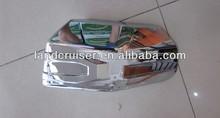 Tail Bumper Moulding Cover for FJ CRUISER chrome accessories auto accessories, auto parts
