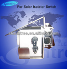Metal Roofing Bracket for Solar Isolator Switch