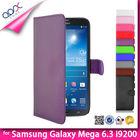 Protective Wallet Case For Samsung Galaxy Mega 6.3