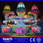 Kids amusement rides samba balloon rotating swing set