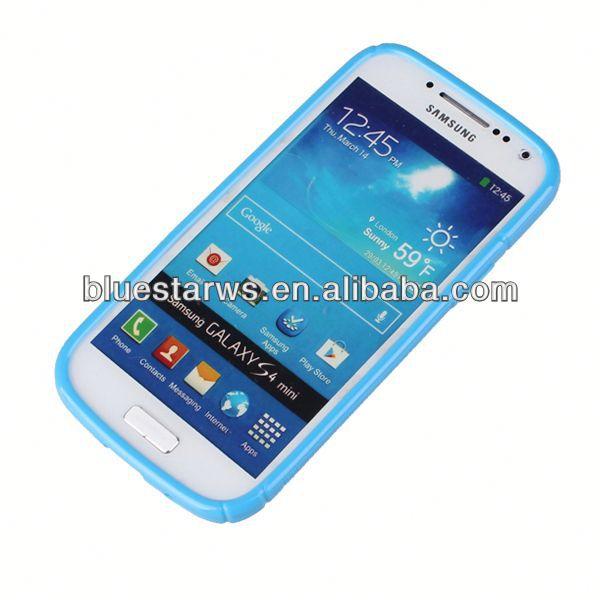 2014 new design cover case for galaxy s4 mini for samsung galaxy s4 mini tpu case