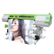 Print machine 1440dpi with dx7/DX5 print head for canvas printing machine